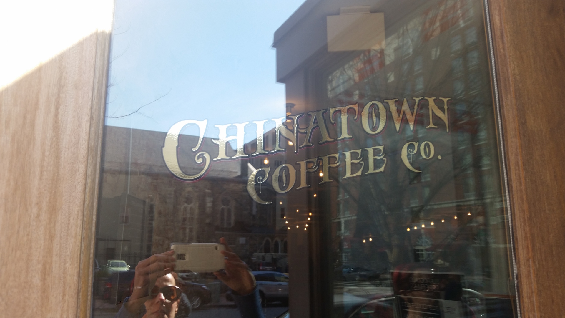 Chinatown-cofffe-window-sign-self-portrait