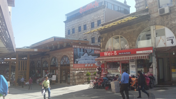 Covered markets-Old inns-Bursa