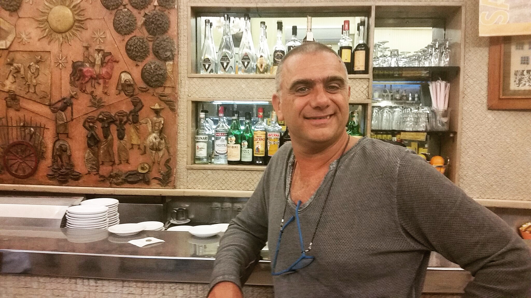 Friend-Max-espresso bar-Rome