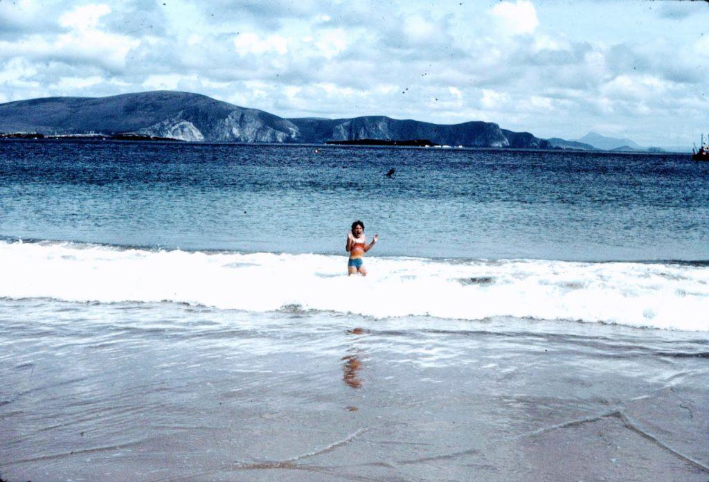 Sea-child-Elly-Bay-Ireland